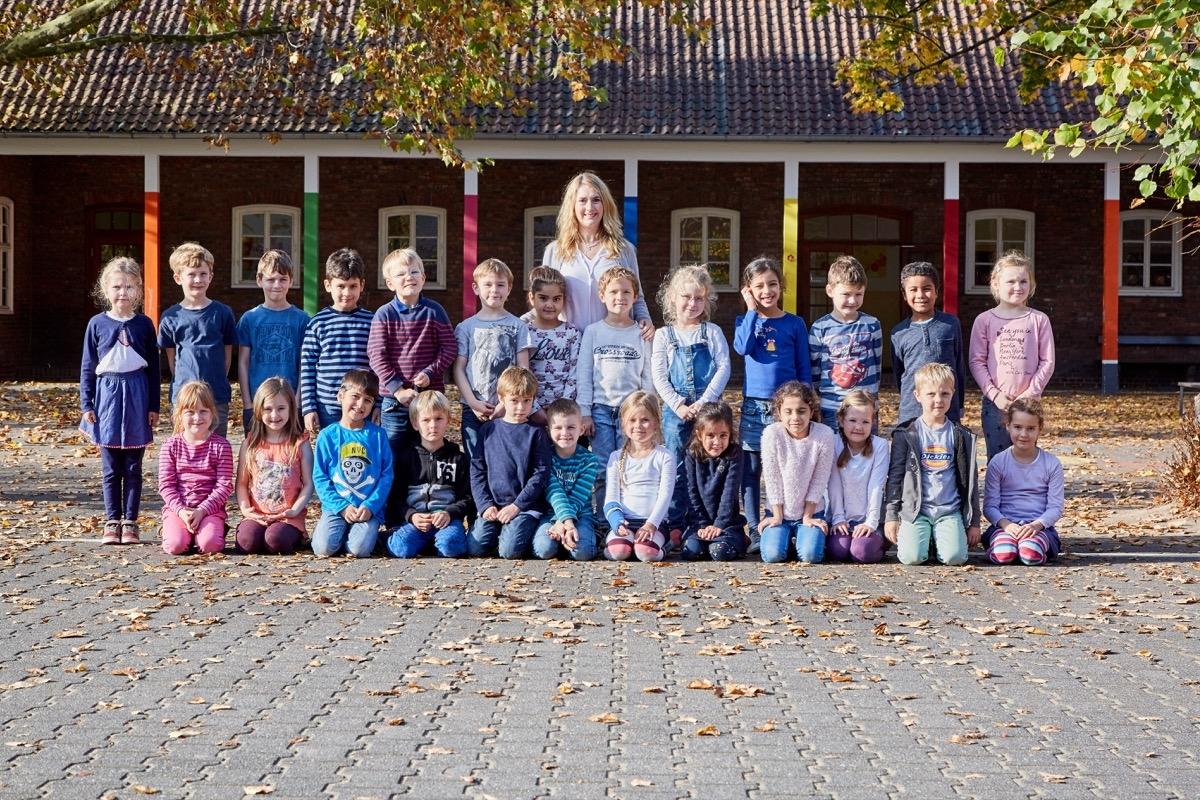 Klasse 1c Frau Pohlkamp