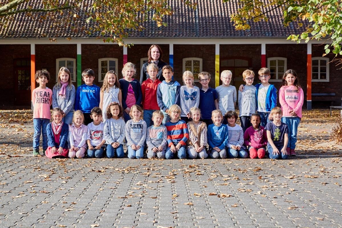 Klasse 2a Frau Göhlich